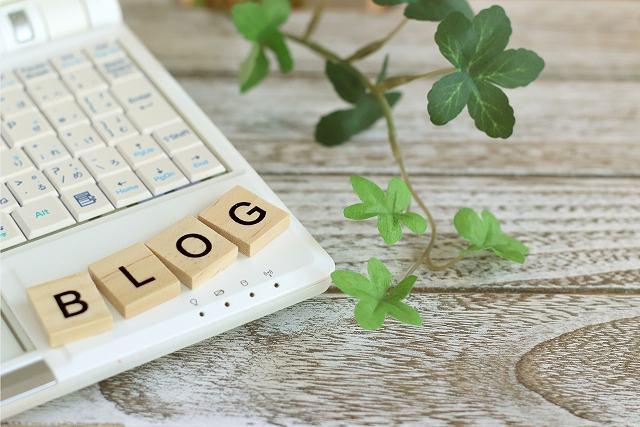 パソコン、ブログ